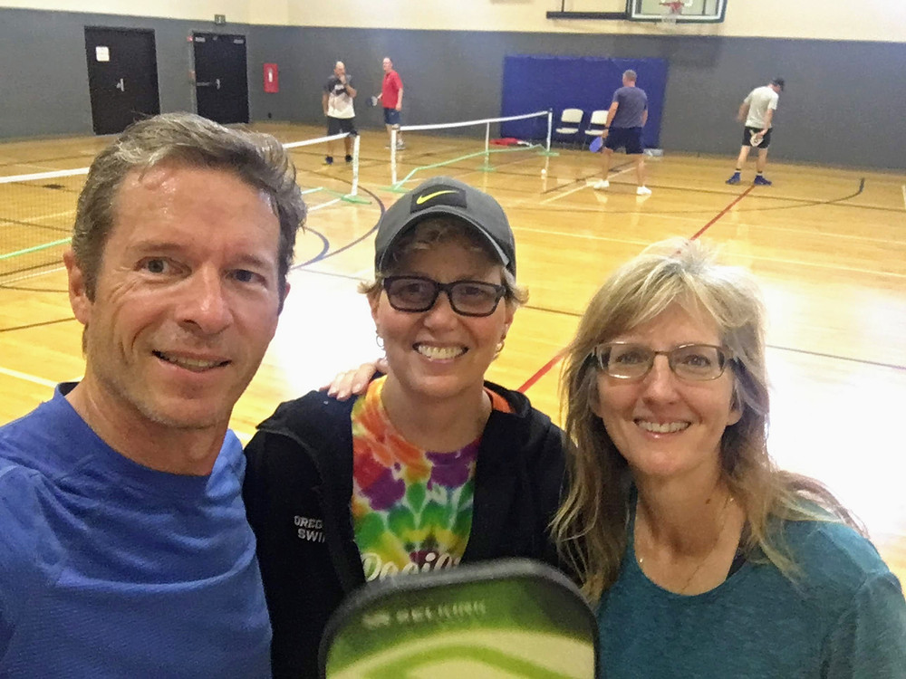 Corvallis OR  Timberhill Athletic Club Indoor Pickleball