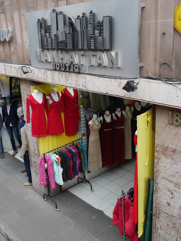 San Luis Potosí manhattan boutique mexico store