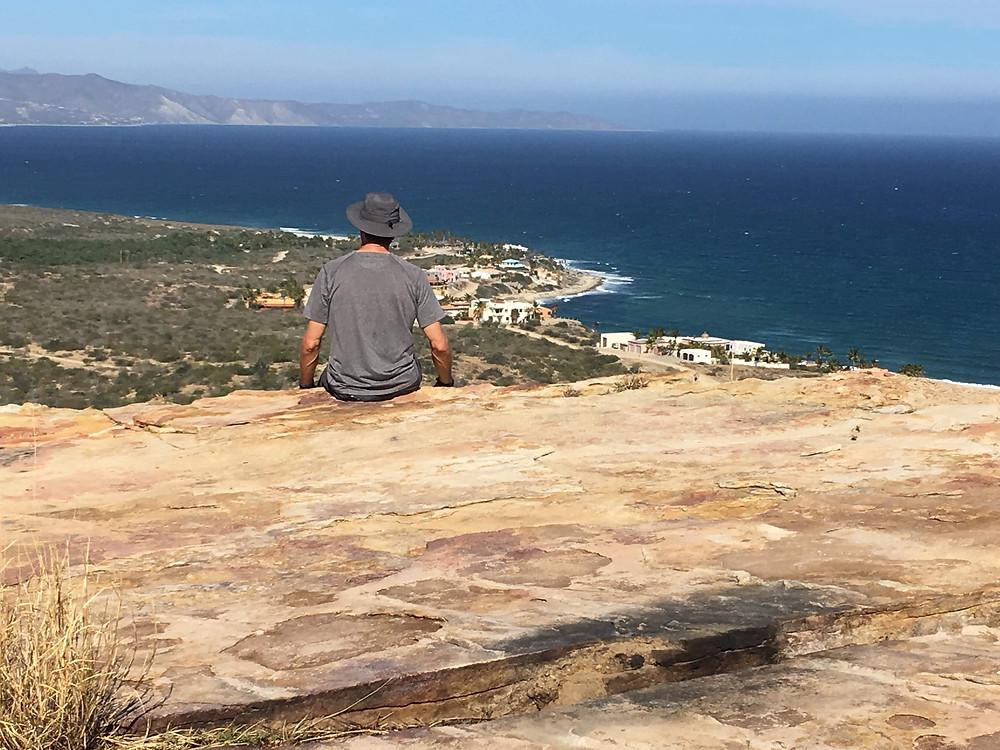 Mexico, Coastline, Cliff, Ocean Scenic
