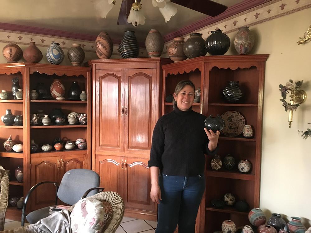 Mata Ortiz pottery, Chihuahua, Mexico