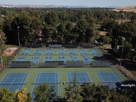 Cross-Court Dinking in Concord, CA