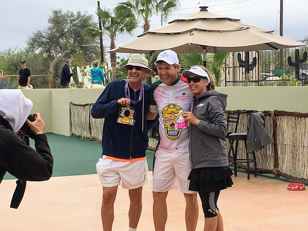 Tres Palapas Mexico Pickleball Awards
