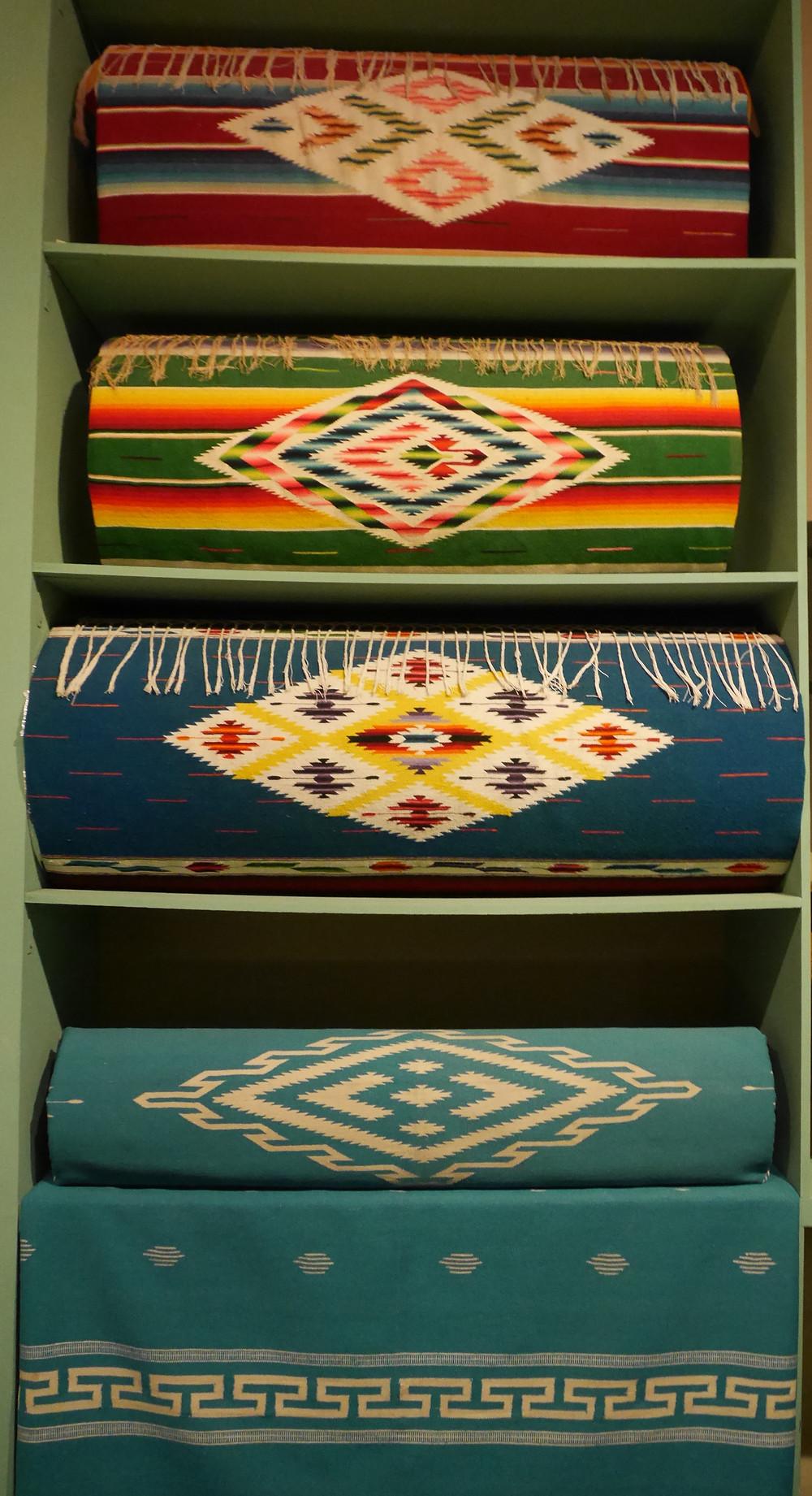 Saltillo, Mexico, Serape museum