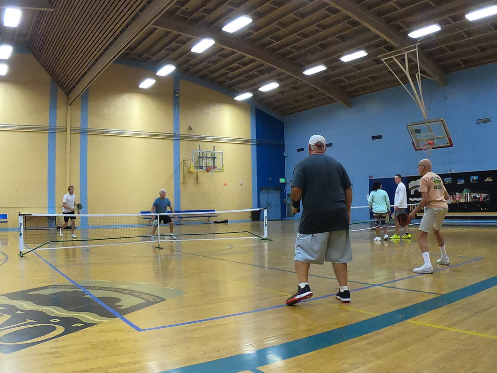 Reno, NV - Plumas Indoor Pickleball Coffeys2Go