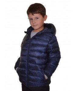 Μπουφάν χειμωνιάτικο MAYORAL 7453  Σκούρο μπλε