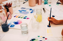 Watercolour Taster workshop - promo.5