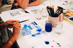 Watercolour Taster workshop - promo.4