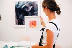 Watercolour Taster workshop - promo.9