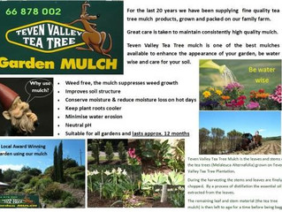 Garden Mulches