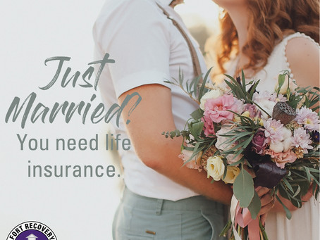 Why Life Insurance- Getting Married