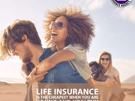 Purchasing Life Insurance Young