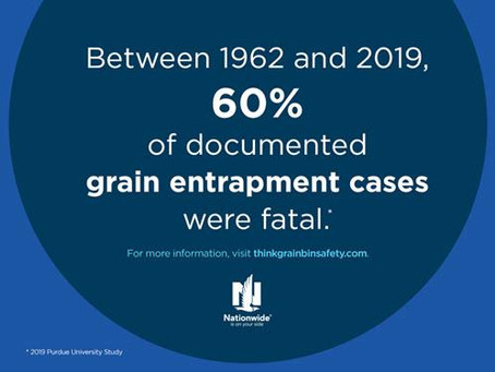 Join Us for Grain Bin Safety Week Feb. 21 – 27, 2021