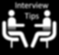 Interview tips logo
