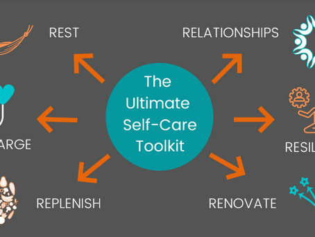 The Ultimate Self-care Tool Kit