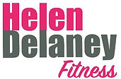 Helen Delaney fitness logo, Reigate