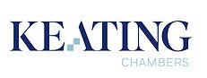 Keating chambers logo, London.