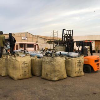 Coconut Carbon Port Logistics - KDHI