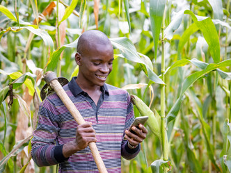 The Value of Technology in Farmer Knowledge Sharing