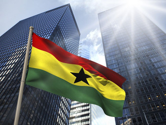 """Ghana Contends for the Crown of the World's Fastest Growing Economy"" - NY Times"