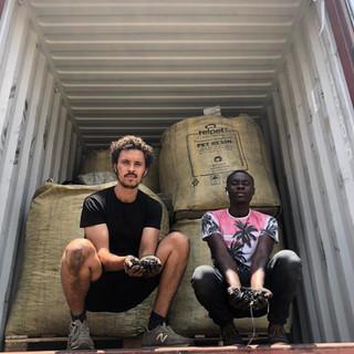 KDHI Team Shipping Coconut Carbon - KDHI