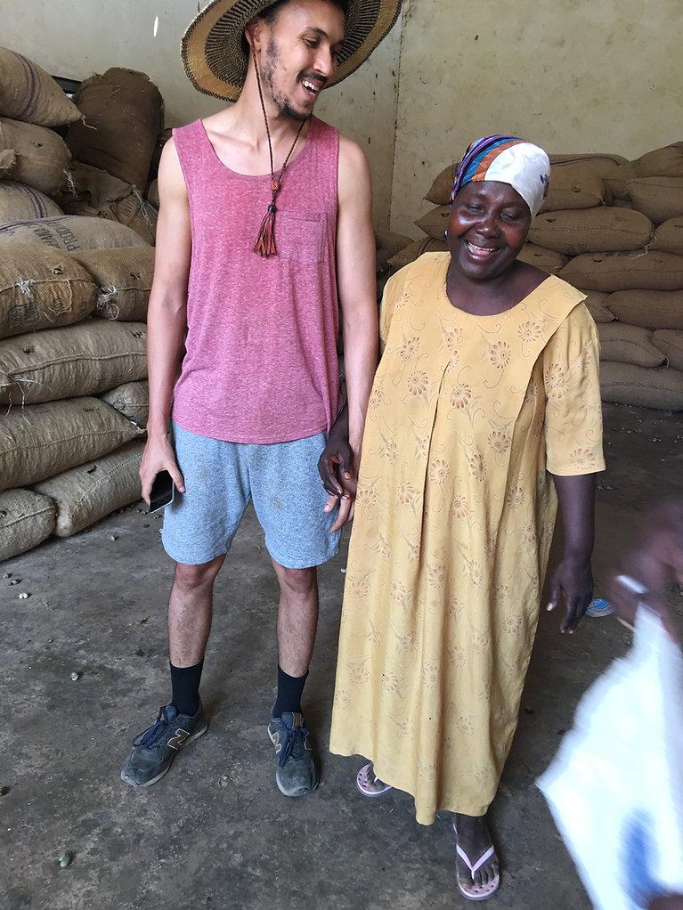 Cashew Women Farmers