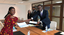 MOU Executed with Co-Investment Fund, Holding Equatorial Guinea 2020, for Sustainable Agriculture De