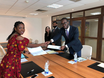 MOU Executed with Co-Investment Fund, Holding Equatorial Guinea 2020, for Sustainable Agriculture