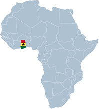 Ghana on Africa Map 2.png