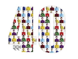 SCOTLAND'S LARGEST SALON GROUP, RAINBOW ROOM INTERNATIONAL, CELEBRATE 40 YEAR ANNIVERSARY AS THE GLO
