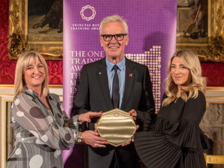 Royal Recognition for Industry Icon Andrew Collinge