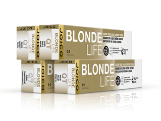 FAST, FABULOUS AND FLAWLESS  New JOICO Blonde Life® Quick Tone Liqui-Crème Toner