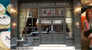 AJC POP UP SALON - COVENT GARDEN HOTEL