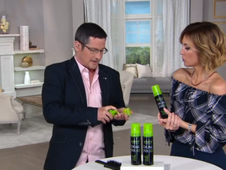 ENVY PROFESSIONAL APPEARS ON QVC IN THE US!