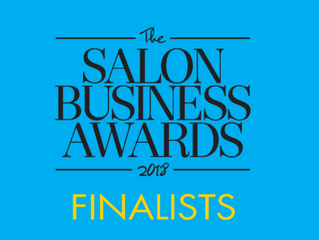 Salon Business Awards - Finalists Revealed!