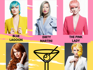 Muse of London Launch #ColourCocktail Campaign and Colour Menu