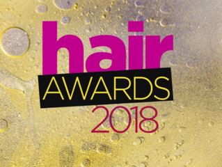 The HAIR Awards Finalists 2018!