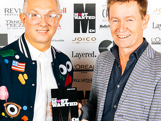 AJC93 AT CREATIVE HEAD'S MOST WANTED AWARDS