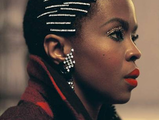 Lauryn Hill's First Ever Fashion Campaign