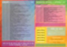 Programma zaterdag - Spiriosa Festival 2
