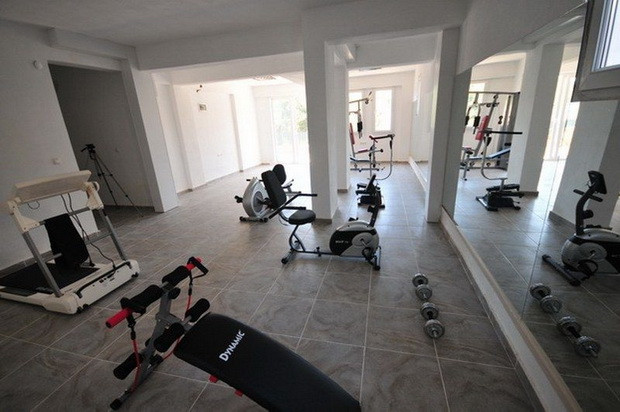 Onsite Residents Gym