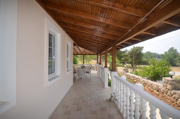 Villa Two, Large Wraparound Terrace