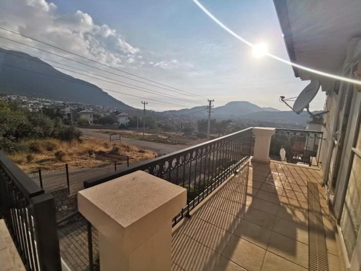 Upper Balcony Views