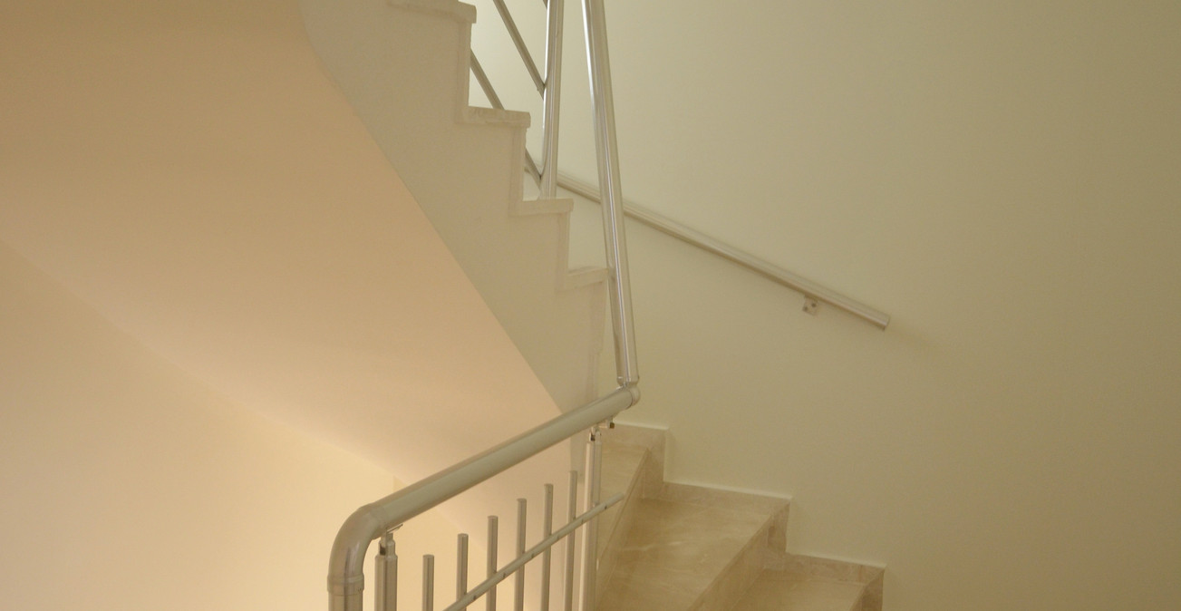 Middle Hallway