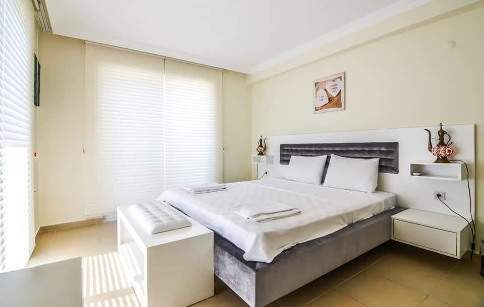 Bedroom Two, with En-Suite