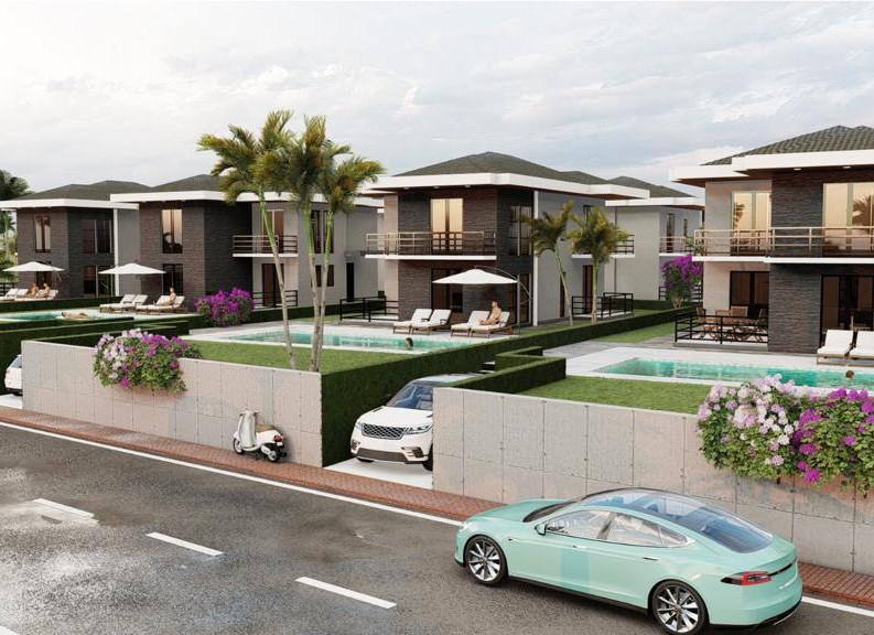 Development of 8 Villas