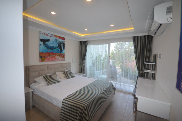 Bedroom Three, Lower Ground Floor
