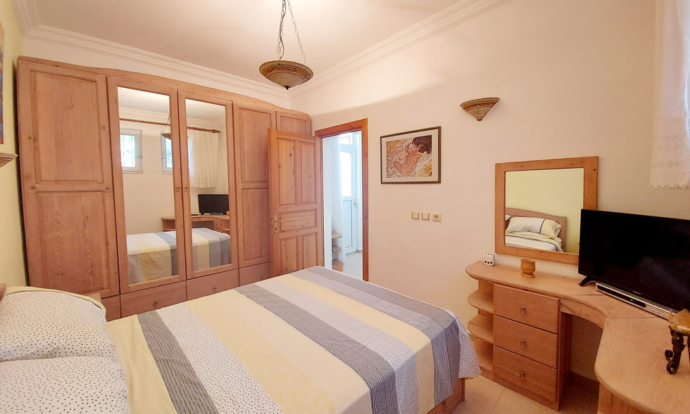 Bedroom One, Ground Floor