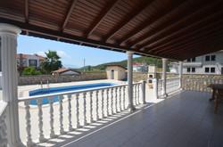 Roofed Terrace Balcony