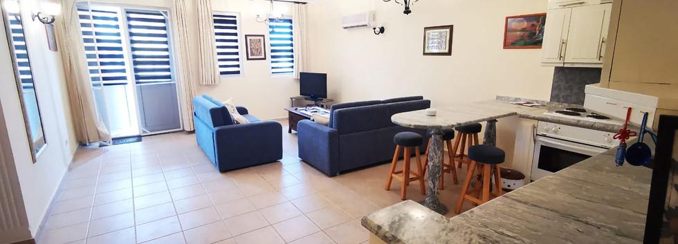 Kitchen/Lounge, Open Plan