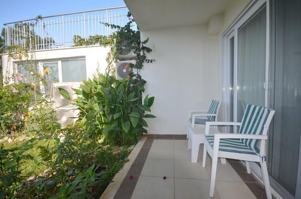 Bedroom Two Balcony